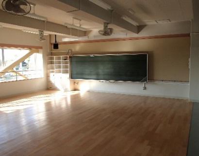 松林小学校北棟東側校舎大規模改修(建築)工事
