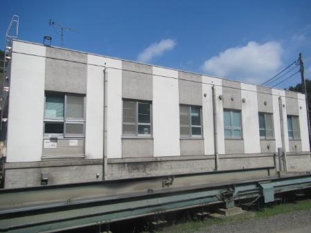 人の森㈱華厳工場 事務所棟 外装改修工事
