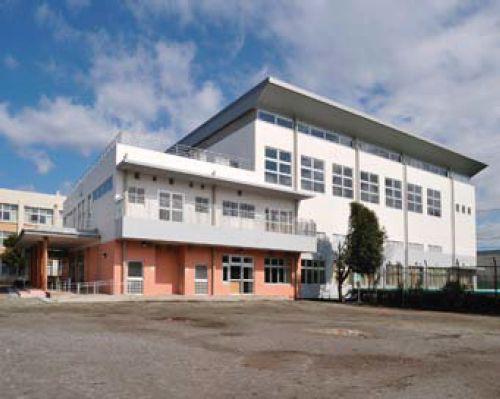 市立林間小学校体育館特別教室棟建替工事